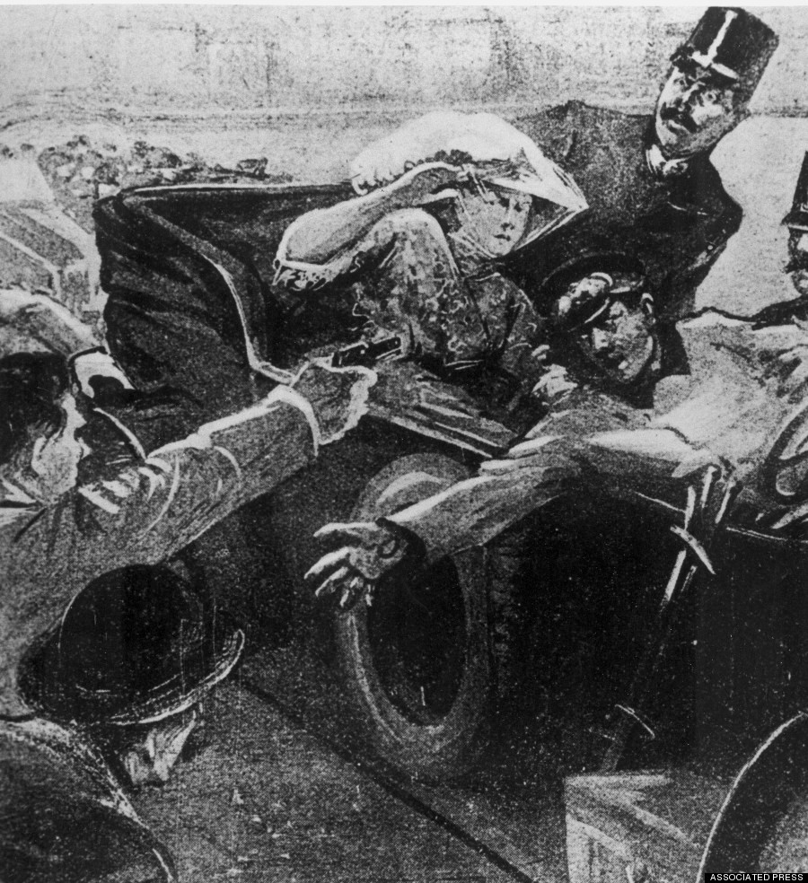 Archduke Franz Ferdinand, 1914