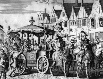 Henry IV, 1610