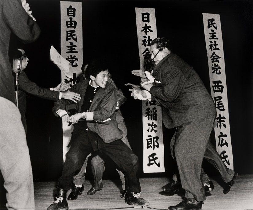 Inejiro Asanuma, 1960