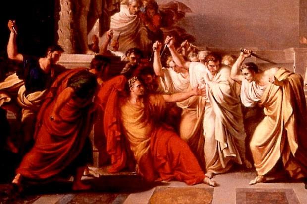Julius Caesar, 44 BC